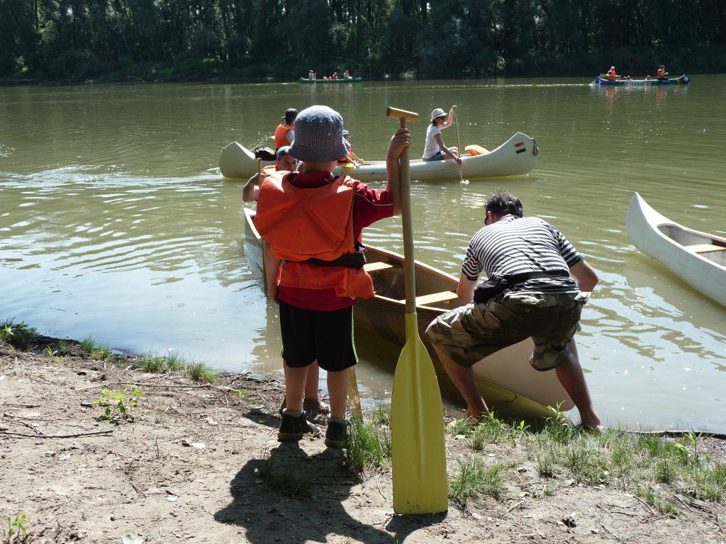 A biztonságos vízitúrázásról röviden
