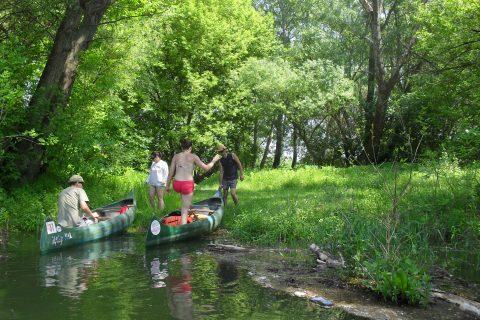 Permalink to:Szervezett vándor vízitúrák Magyarországon