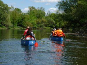 Ingyenes vízitúrás családi nap Zebegényben @ Zebegény, Dunapart